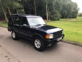 LAND ROVER DISCOVERY XS TDI *7 seater* - 786 - 4